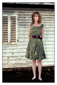 Sierra Leone Kostümprobe Ann Gisel Glass