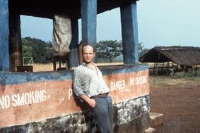 Sierra Leone - Rolle Fred